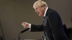 Spielraum für Johnson wird enger