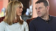 Kate und Gerry McCann im BBC-Interview
