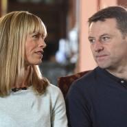 Kate und Gerry McCann im BBC-Interview