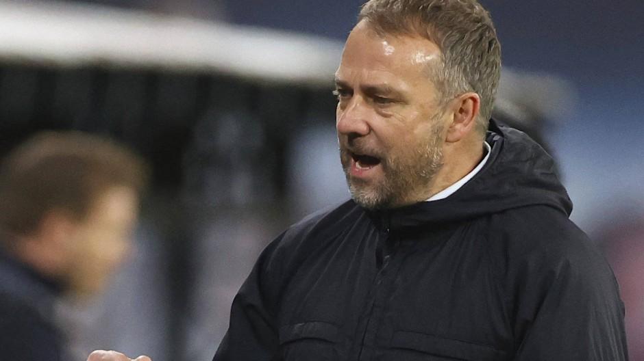 Der Erfolgsbringer: Hansi Flick, seit November 2019 Cheftrainer beim FC Bayern