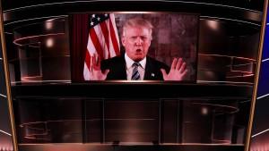 Republikaner nominieren Trump