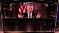 Videoansprache von Donald Trump auf dem Parteitag der Republikaner
