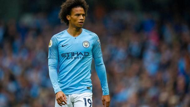 Man City siegt, aber Guardiola sortiert Sané aus