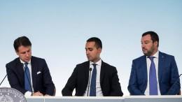 Regierung in Rom einigt sich auf Haushaltsentwurf