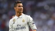 Real spricht mit Ronaldo über seine Zukunft