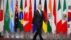 Neues Handelsabkommen mit China und Amerika