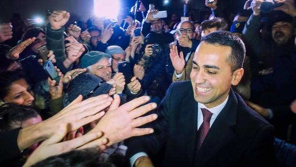 Wer regiert künftig Italien?
