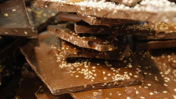Wenn Schokolade zum Verbrechen wird