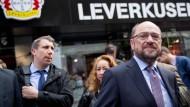 Schulz kämpft in NRW für die SPD