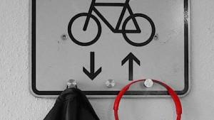 Diese Schilder weisen die Richtung