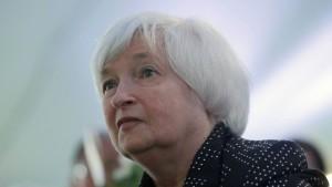 Yellen signalisiert baldige Zinserhöhung