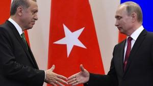 Nato-Mitglied Türkei kauft russisches Raketenabwehrsystem