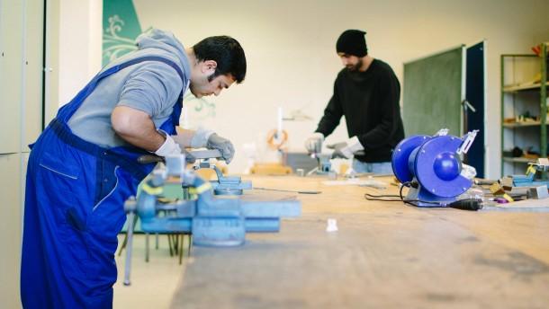 Wie die Marktwirtschaft den Flüchtlingen hilft