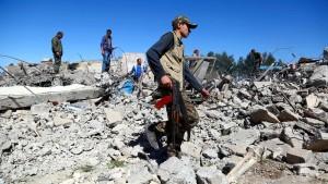 Washington verurteilt türkische Luftangriffe in Syrien und Irak