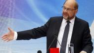 Kämpferischer Schulz will Staat in die Pflicht nehmen