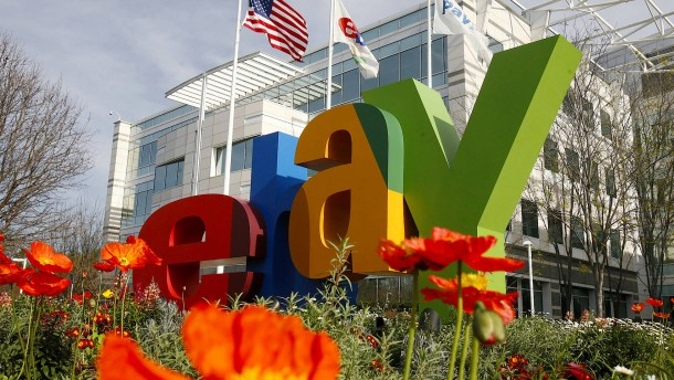 Ebay blickt nun optimistischer auf 2020