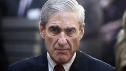 Sonderermittler Mueller wird vor Kongress aussagen