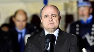 Französischer Innenminister tritt zurück