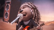 """In """"Sing"""" will jeder hoch hinaus: Stachelschwein Ash rockt die Jury weg."""