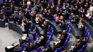 FDP fordert mehr Zeit für Befragung der Regierung