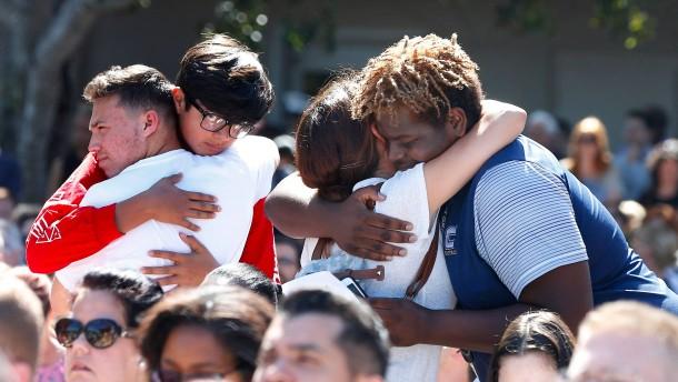 Lehrer in Florida bald bewaffnet im Unterricht