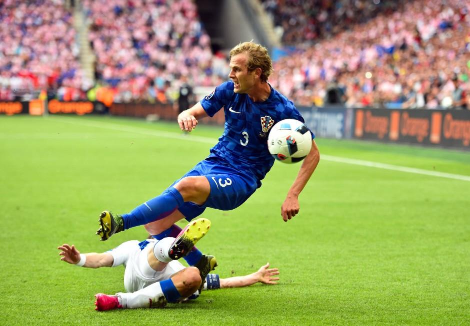 Kroatien Tschechien FuГџball