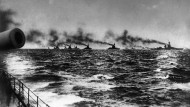 Die größte Seeschlacht des Ersten Weltkriegs