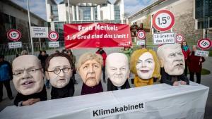 Was das Grundgesetz (nicht) zum Klimaschutz sagt