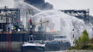 Arbeiter wegen BASF-Explosion vor Gericht