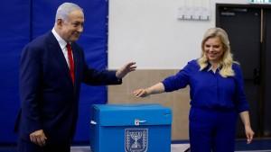 Spannende Wahlen in Israel