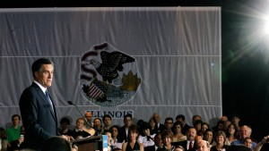 Mitt Romney siegt in Illinois