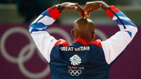 Olympia 2012 - Mo Farah