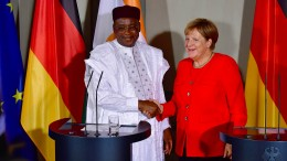 Merkel will enger mit mit Niger zusammenarbeiten