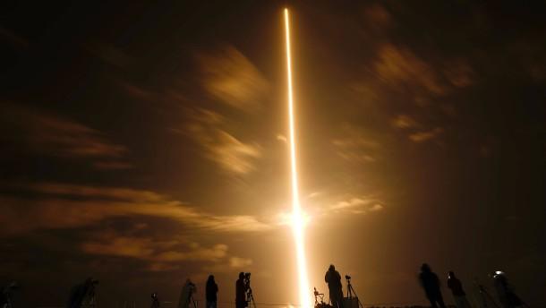 So schickt SpaceX Astronauten zur ISS