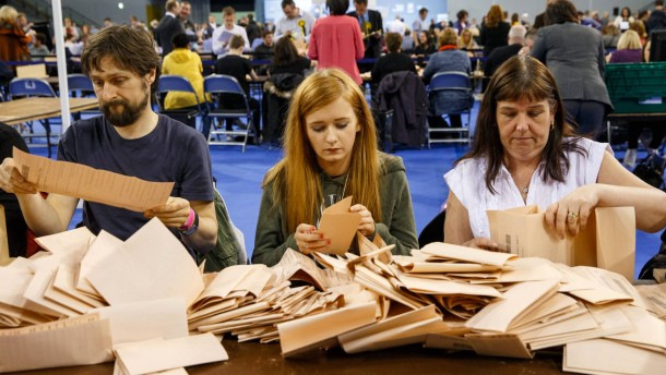 Rechtspopulisten erzielen Wahlerfolg in Wales