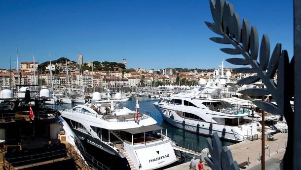 Filmfestival in Cannes ist eine Goldgrube