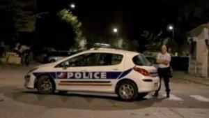 Acht Verletzte bei Schüssen vor Moschee
