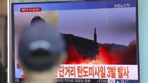 Südkorea will Raketenabwehr ausbauen