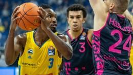 Baskets Bonn vermiesen Meister Alba den Auftakt
