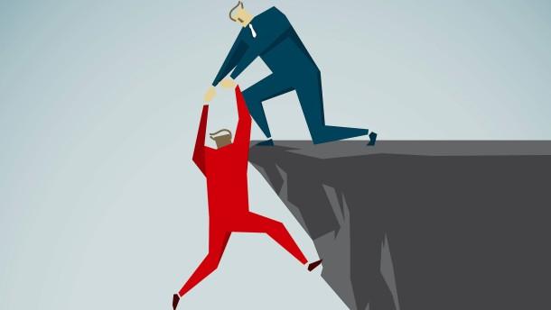 Wenn die Zinsen kurz vor der Rente zu Albträumen führen
