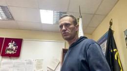 Nawalnyj nach Rückkehr in Russland zu Haft verurteilt