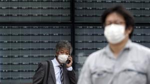 Technikpanne legt Börse in Tokio lahm