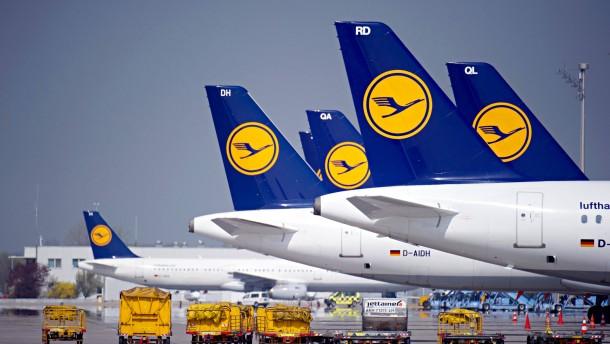 Lufthansa muss Flüge streichen