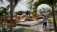 Milliardenschäden, Überschwemmung und wochenlang kein Strom