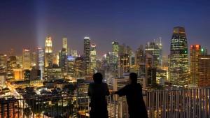 Die Bank der Zukunft ist billig - oder chinesisch