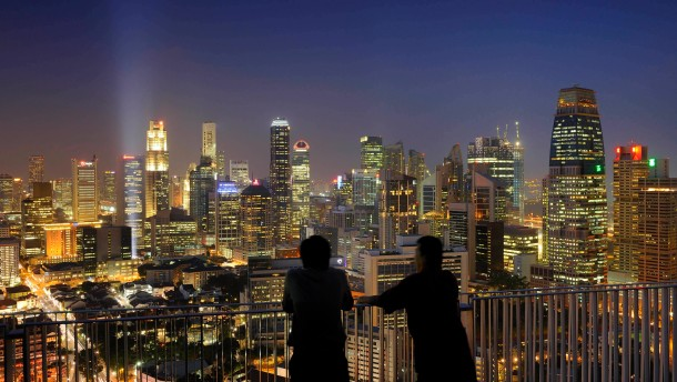 Bank der Zukunft / Singapur / 3
