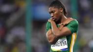 Der Fall Semenya entzweit die Leichtathletik