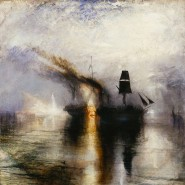 Joseph Mallord William Turner: Peace – Burial at Sea (1842)