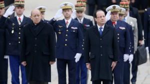 Paris: Es droht ein Völkermord