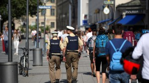 Fußgängerzonen werden nicht vor Anschlägen mit Autos geschützt